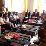 Վրաստանի մշակույթի նախարարը կրթահամալիրի Հյուսիսում