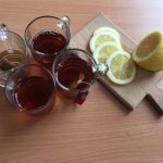 Բնագիտական փորձ՝ թեյ և կիտրոն