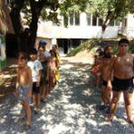 Ամառային բաց ճամբարը Հյուսիսում