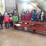 Առավոտյան ժամերգությունը Սուրբ Երրորդություն եկեղեցում