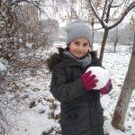 Ձյունոտ  երկուշաբթի
