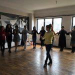 Ջավախքի պարերի ուսուցում նախագծային խմբով
