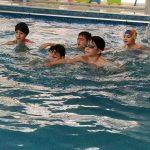 Ջրային խաղեր Արևմուտքի լողավազանում