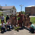 Փարպի գյուղի Ղազար Փարպեցու դպրոցը և Յոլչյանի մանկապարտեզի  սաները  պատրաստվում են……