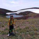 Դեպի Աժդահակ լեռը