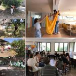 Մանկավարժական բաց ճամբար, 1-ին օր