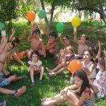 Ամառային ճամբար․օր առաջին